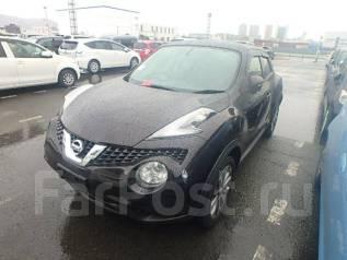 Nissan Juke. вариатор, передний, 1.6, бензин, 27тыс. км, б/п. Под заказ