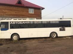 Hyundai Aero City 540. Автобус Hyundai