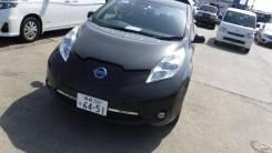 Nissan Leaf. вариатор, передний, электричество, 28тыс. км, б/п. Под заказ
