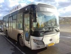 Yutong ZK6852HG. Газовый автобус