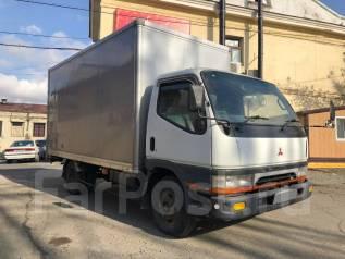 Аренда Прокат грузовика MMC Canter будка (Без водителя) от 1500 р