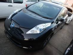 Nissan Leaf. вариатор, передний, электричество, 20тыс. км, б/п. Под заказ