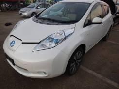 Nissan Leaf. вариатор, передний, электричество, 23тыс. км, б/п. Под заказ