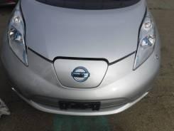 Nissan Leaf. вариатор, передний, электричество, 18тыс. км, б/п. Под заказ