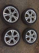 "Steel Wheels. 7.5x18"", 5x114.30, ET40"