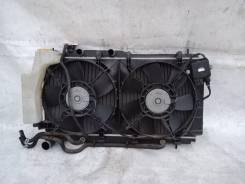 Радиатор охлаждения двигателя. Subaru Legacy, BL, BLE, BP, BPE Двигатели: EZ30, EZ30D, EZ30F