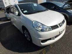Nissan Wingroad. вариатор, передний, 1.8, бензин, 29тыс. км, б/п. Под заказ
