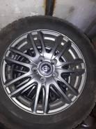 205/60/16 продам зимние колеса с литьем