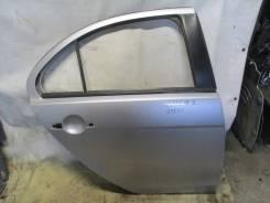 Дверь задняя правая Mitsubishi Lancer (CX, CY) 2007> (Седан 5730A582)