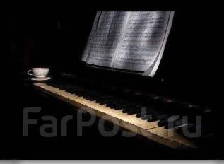 Общеразвивающие уроки музыки (фортепиано + вокал + грамота)