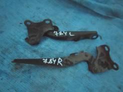 Крепление капота. Toyota Prius, NHW20 Toyota Opa, ACT10, ZCT10, ZCT15 Двигатели: 1NZFXE, 1AZFSE, 1ZZFE