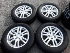 """Зимние колёса 195/65R15 Toyo. 6.0x15"""" 5x114.30 ET53 ЦО 73,1мм."""