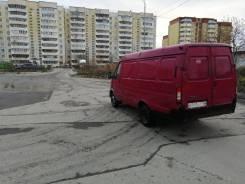 ГАЗ 2705. Газель 2705, 2 800куб. см., 3 500кг., 4x2
