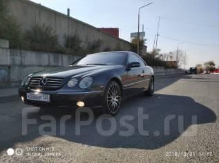 Mercedes-Benz CL-Class. автомат, задний, 5.0 (306л.с.), бензин, 41 000тыс. км