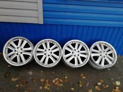 """Light Sport Wheels. 7.5x18"""", 5x114.30"""