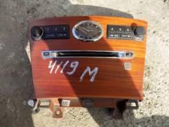 Блок управления магнитолой. Infiniti M35, Y50