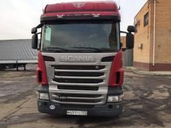 Scania R420. Scania, 19 000кг., 4x2