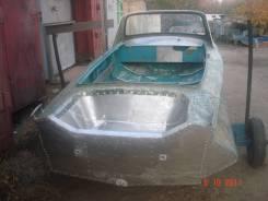 Обь-1. 2011 год год, длина 4,20м., двигатель без двигателя, 30,00л.с.