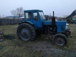 МТЗ 50. Трактор