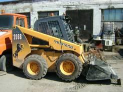 Услуги мини погрузчика, бобкат, планировка, вывоз строй мусора.
