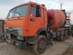 КамАЗ 53229. Автобетоносмеситель, 10 850куб. см., 8,00куб. м. Под заказ