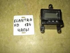 Часы Hyundai Elantra