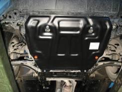 Защита Двигателя Alfeco Alf1514st Nissan X-Trail (T31) 07 /Renault Koleos 08 V- Все + Кпп (Сталь 2мм) AlfEco арт. ALF1514ST
