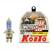 Высокотемпературная лампа whitebeam ih01 12v 60/55w (100/90w) пластиковая упаковка - 2 шт KOITO арт. P0745W