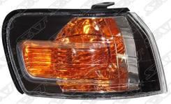 Габарит Toyota Corolla 95-97 Черный Хрусталь Sat арт. ST-212-1592BR