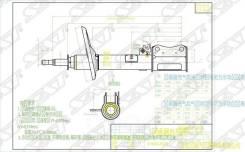 Стойка задняя toyota camry/scepter/lexus es300/windom/gracia/qualis 91-02 rh Sat арт. ST-48530-39235, правая