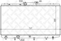 Радиатор системы охлаждения! акпп toyota corolla 1.3/1.6 92-97 Stellox арт. 1025156SX 10-25156-sx_