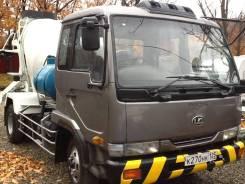 Nissan Diesel Condor. Продам миксер, 6 700куб. см., 3,00куб. м.