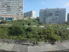 3-комнатная, улица Черняховского 19. 64, 71 микрорайоны, частное лицо, 65кв.м. Вид из окна днём