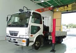 Nissan Diesel Condor. Nissan UD Condr Манипулятор, 6 900куб. см., 4 000кг., 4x2. Под заказ