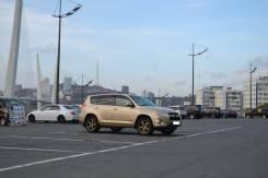 Toyota RAV4. С водителем