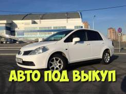 Nissan Tiida Latio. Без водителя