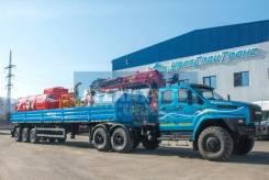 УСТ94651K, 2018. Полуприцеп бортовой-контейнеровоз УСТ94651K, 35 000кг. Под заказ