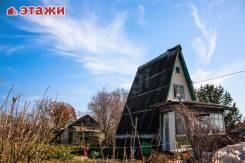 Продаётся дачный участок с домом. От агентства недвижимости (посредник). Фото участка
