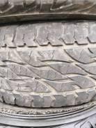 Bridgestone Dueler A/T. Грязь AT, 2016 год, 70%, 4 шт