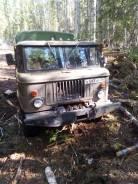 ГАЗ 66. Продам , фургон,1984 г. в., 2 000кг., 4x4
