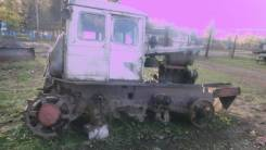 Вгтз ДТ-54. Дизельный трактор 54