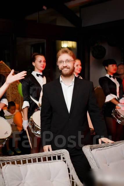 Кирилл Пономаренко, ведущий - профессионал. Мероприятия любого уровня.