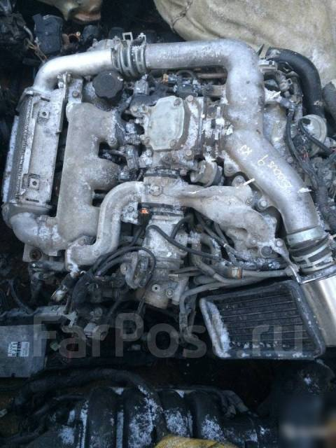 Двигатель KJ б/у Мазда Милена Кседокс 2.3л