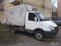 ГАЗ 3302. Продается грузовик ГАЗель рефрежератор, 3 000куб. см., 1 500кг., 4x2