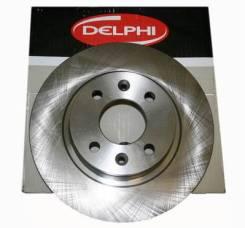Диск тормозной передний HYUNDAI H100, PORTER (253мм) BG3071 delphi BG3071 в наличии