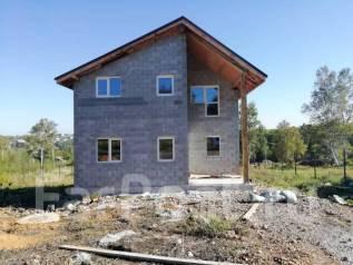 Продается капитальный, новый дом в Артеме. СНТ Муравей, участок 36, р-н Глобус, площадь дома 150кв.м., скважина, электричество 15 кВт, отопление эле...