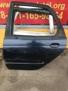 Дверь задняя левая Renault Scenic 1999-2002