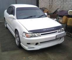 Tuning Бампер передний Toyota Corolla 100 (92-01г)
