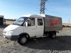 ГАЗ 330232. Продается газель фермер, 2 500куб. см., 1 500кг., 4x2