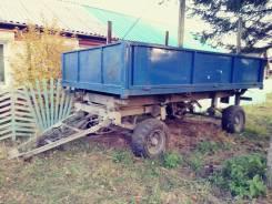 Дормашэкспо 2ПТС-6.5. Продам прицеп тракторный 2ПТС-6,5, 6 500кг.